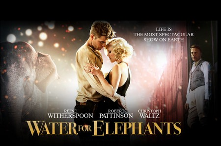 Popcorn Moment: Water For Elephants