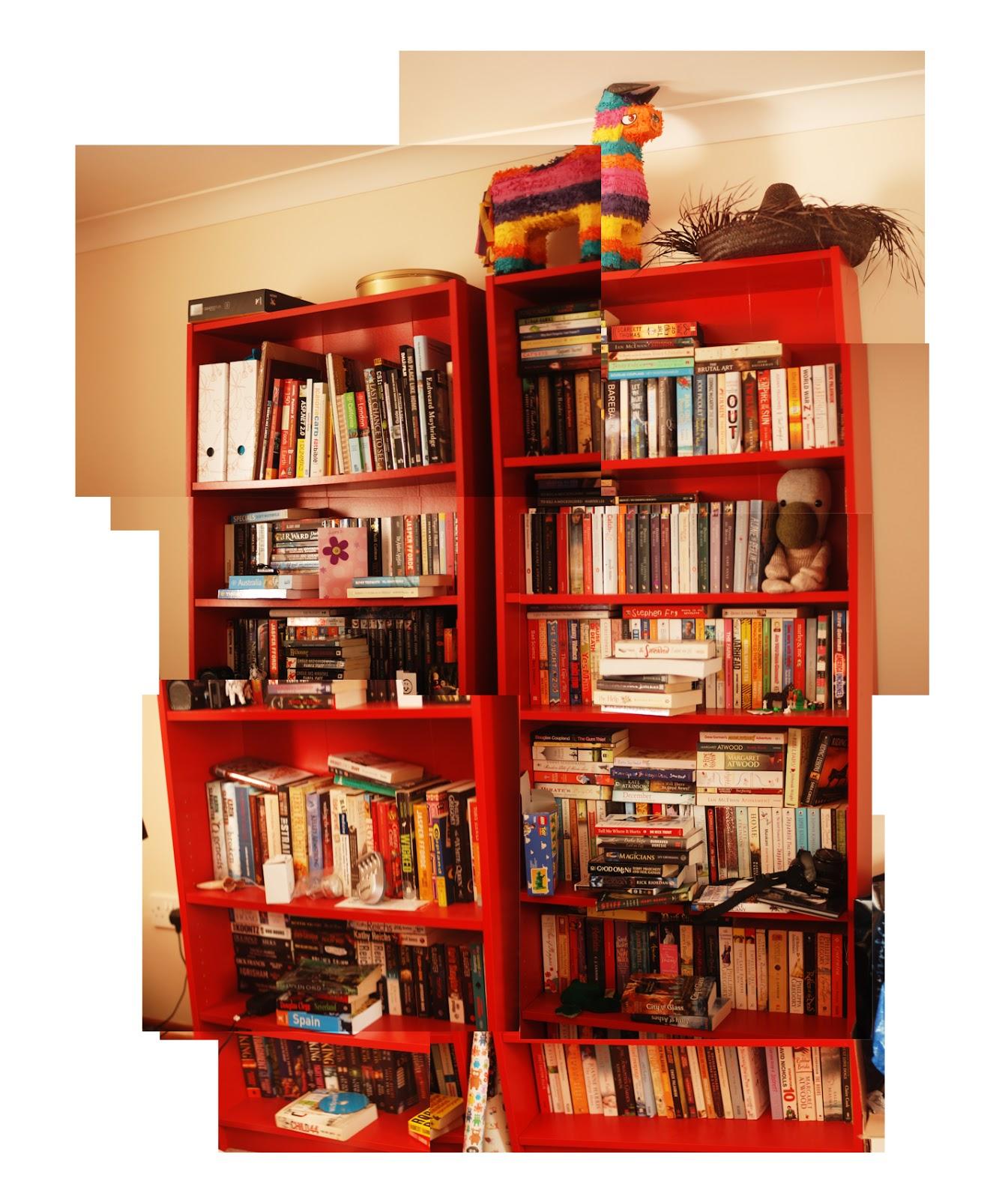 Show Off Your Shelf!