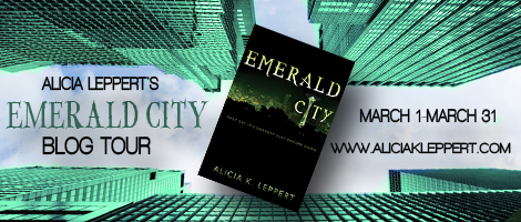 Emerald City Blog Tour