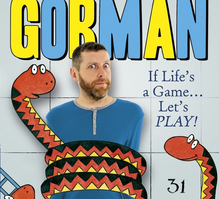 Dave Gorman vs. the Rest of the World