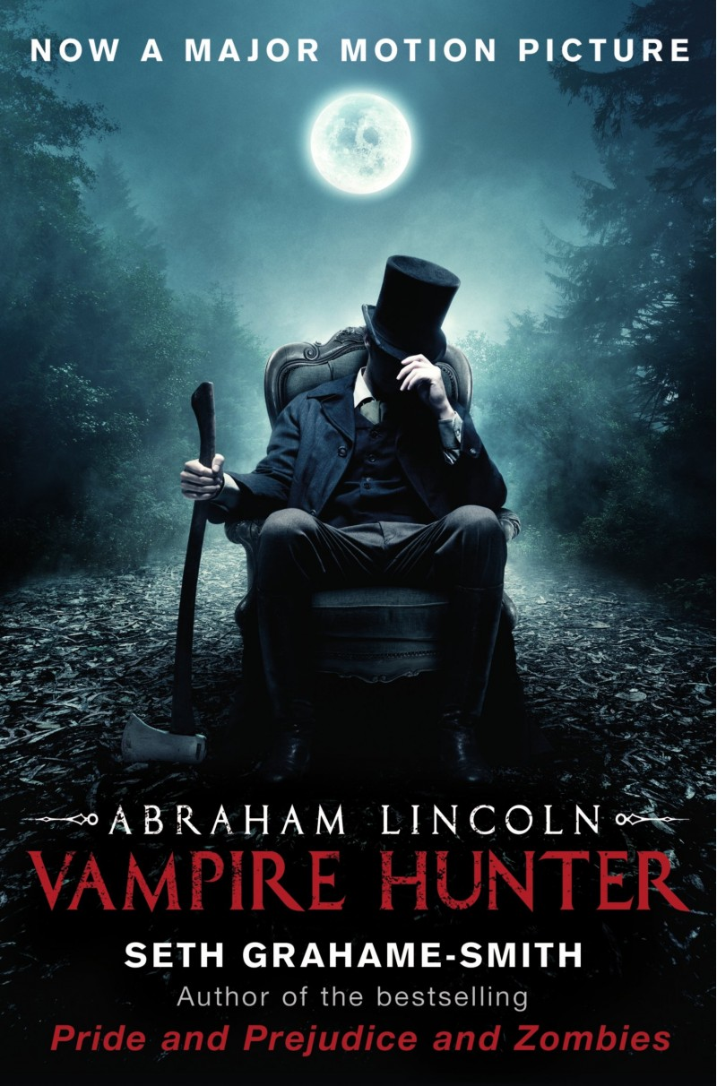 Abraham Lincoln Vampire Hunter Giveaway