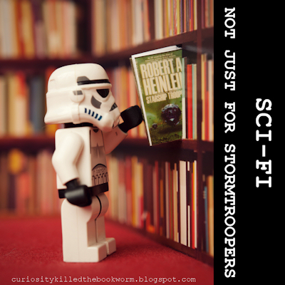 August Sci-Fi Link-Up