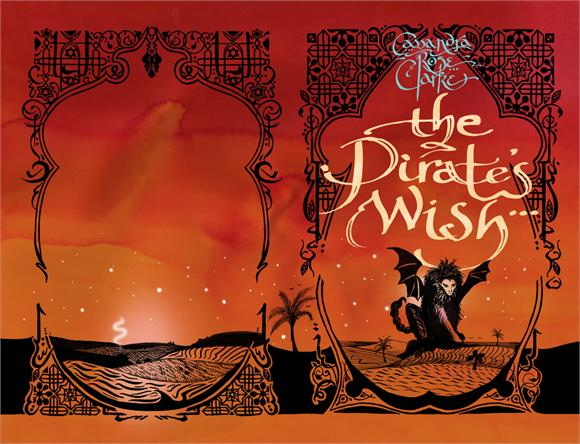Cover Reveal: The Pirate's Wish
