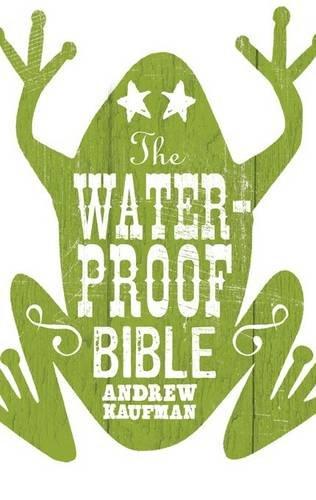 Book Group: The Waterproof Bible