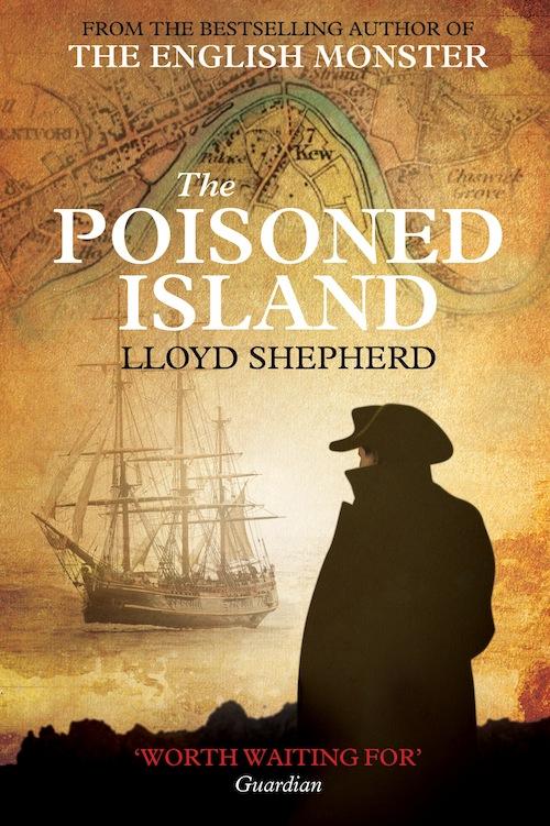 Q+A with Lloyd Shepherd