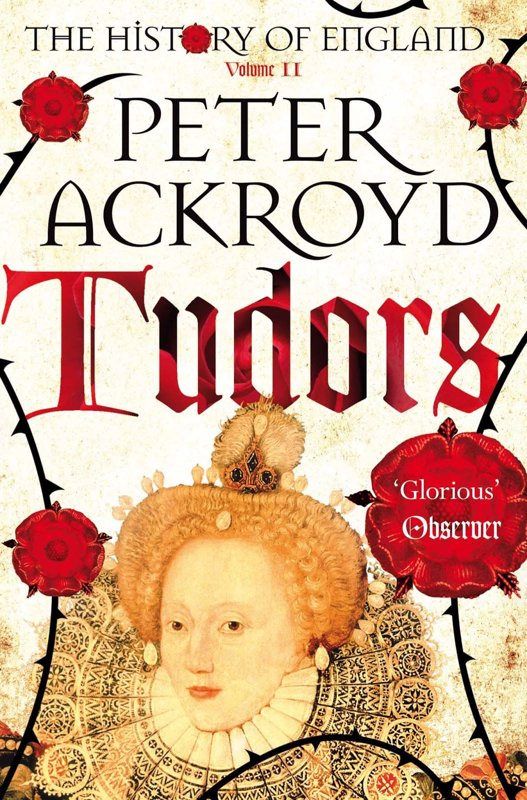 Win Tudors by Peter Ackroyd