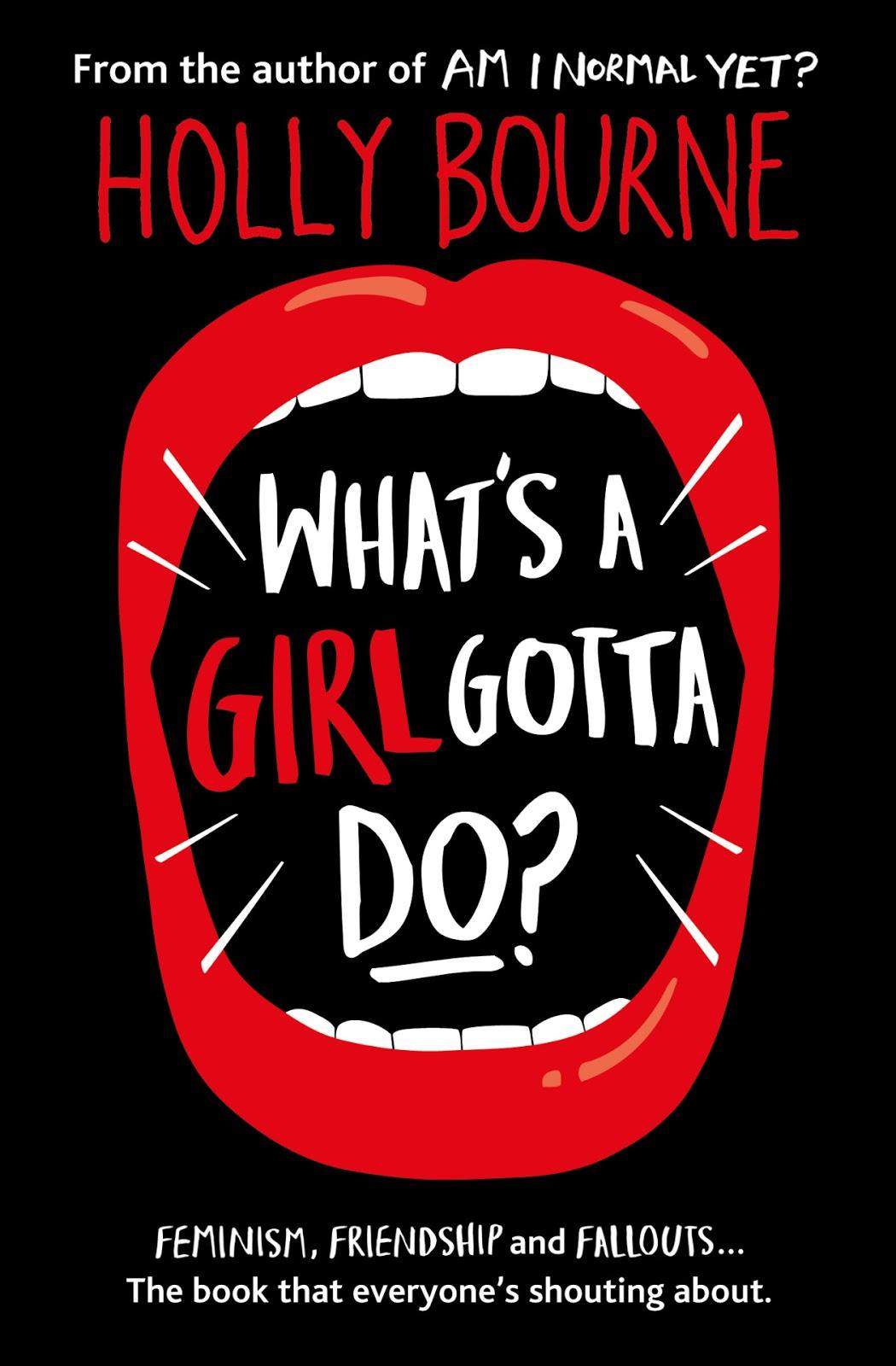 What's a Girl Gotta Do?