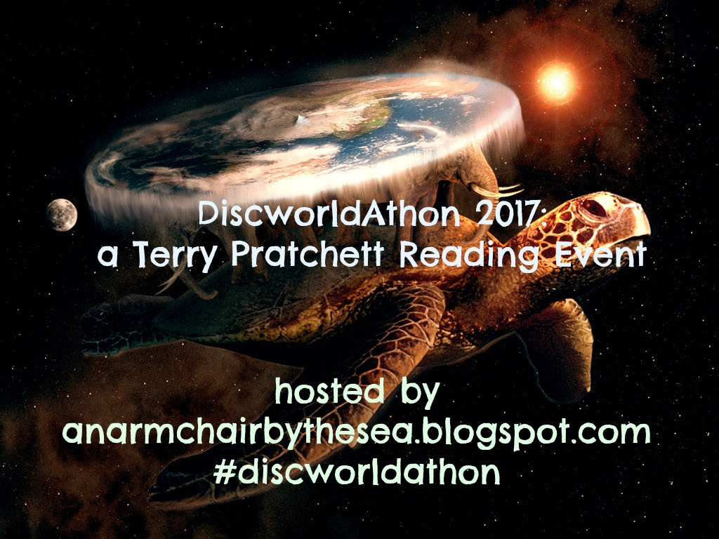 Get Ready for #Discworldathon 2017