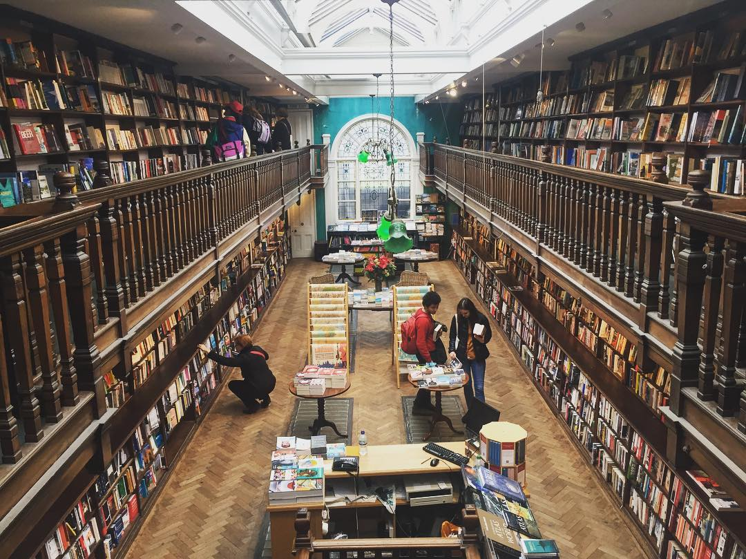 London Bookshop Crawl 2017