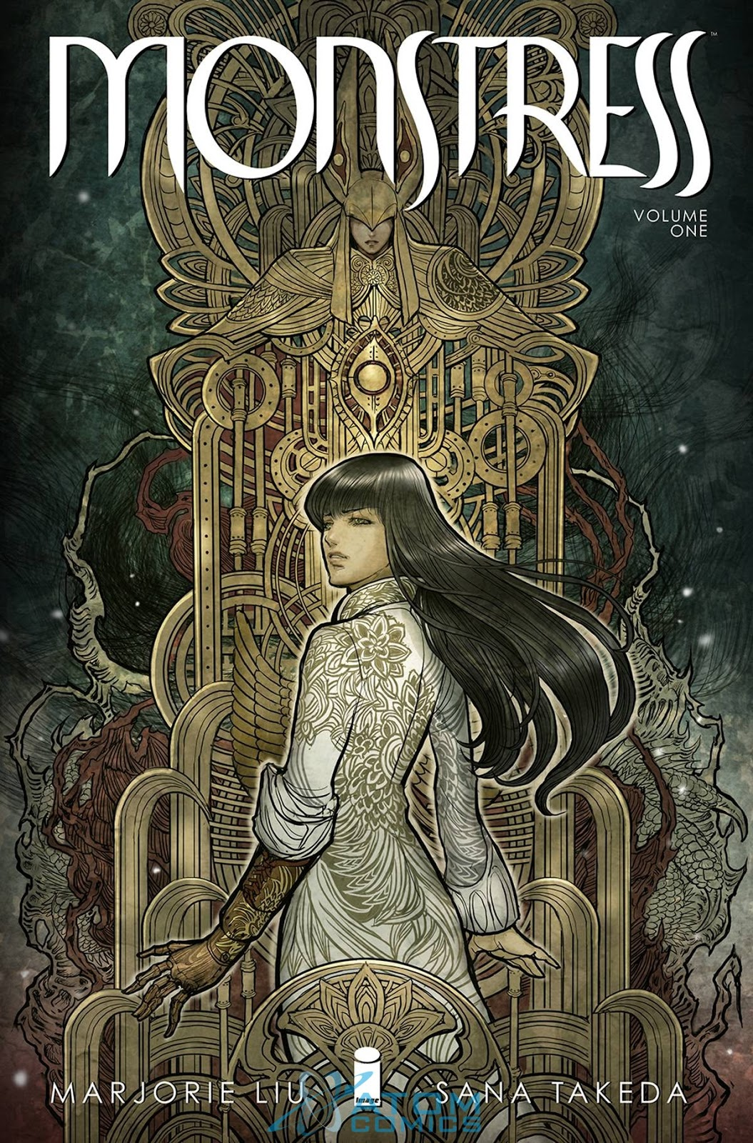 Monstress: Awakening