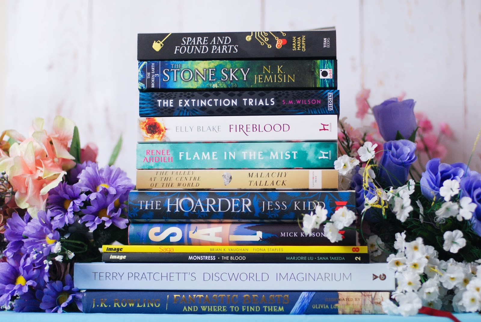 January (and a bit) Book Haul!