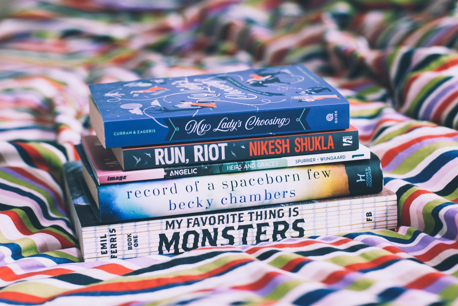 Summer #Readathon Wrap-Up