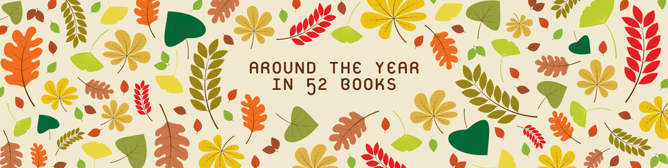Around the Year in 52 Books Challenge