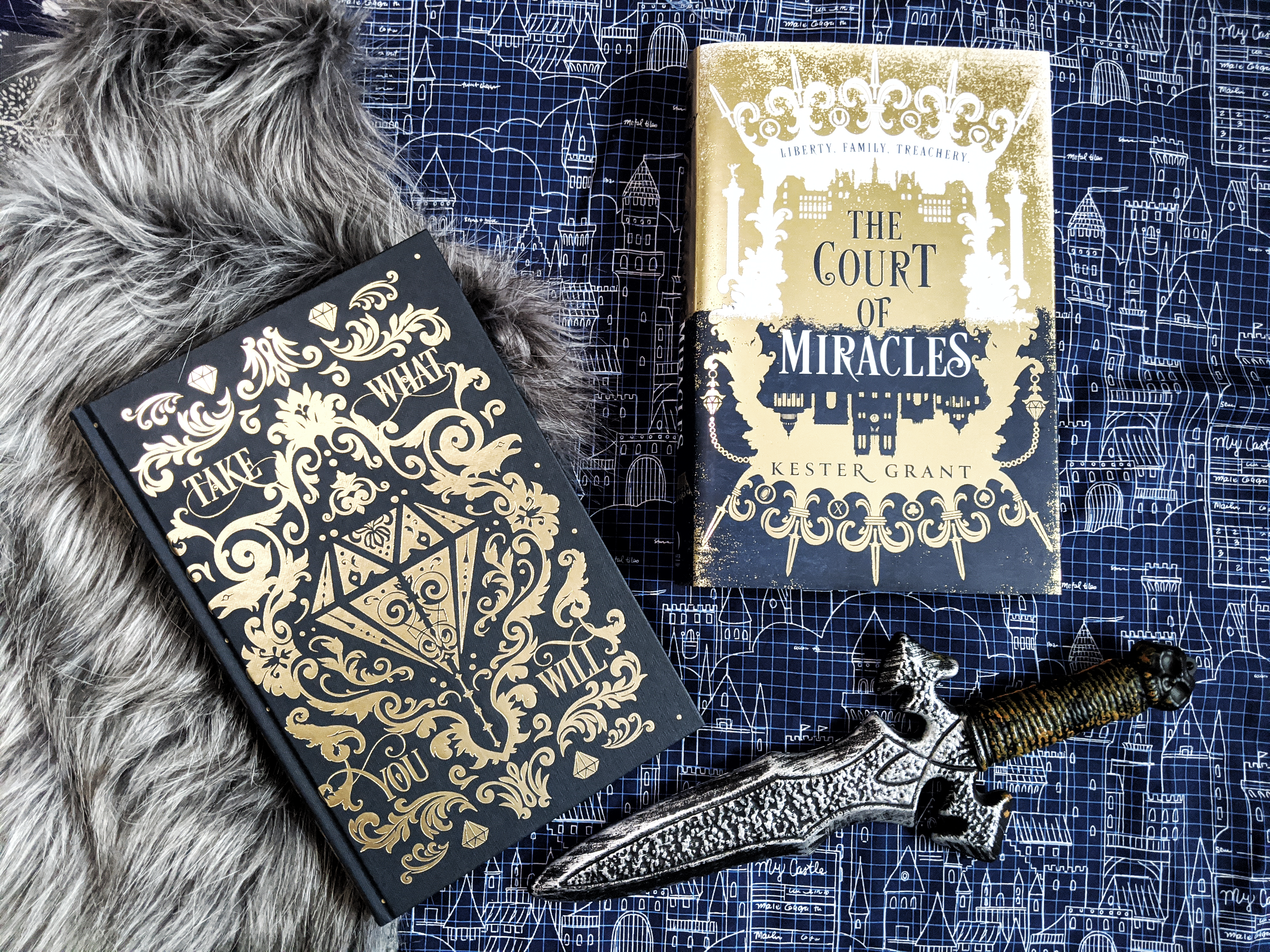 The Court of Miracles Waterstone edition