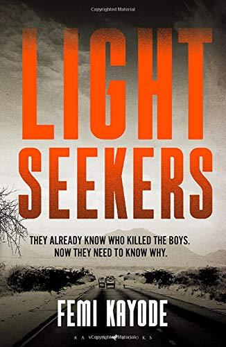 4th - Lightseekers by Femi Kayode