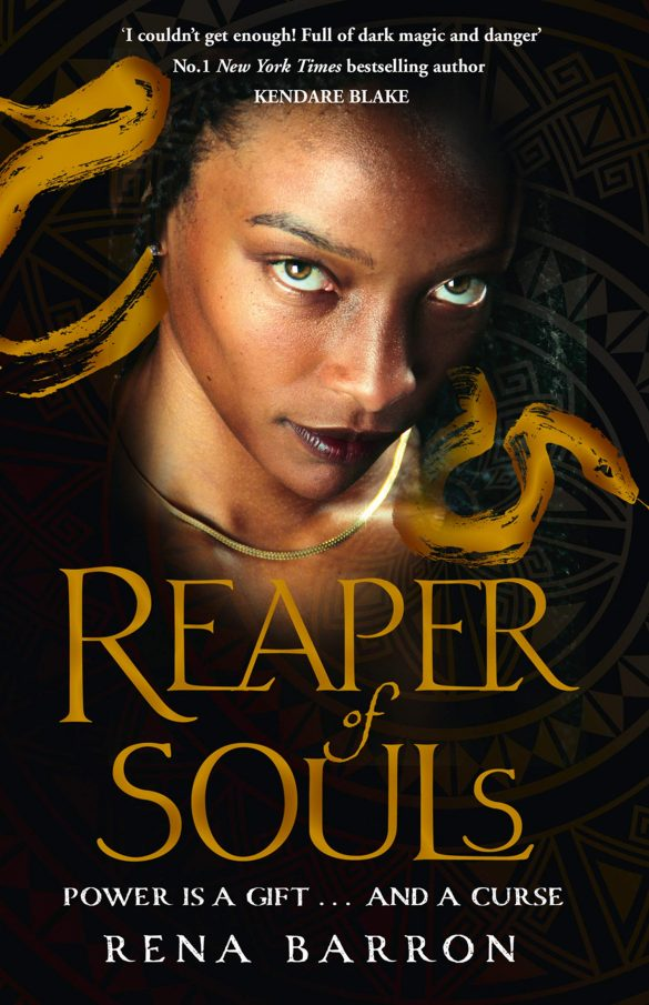 18th - Reaper of Souls by Rena Barron