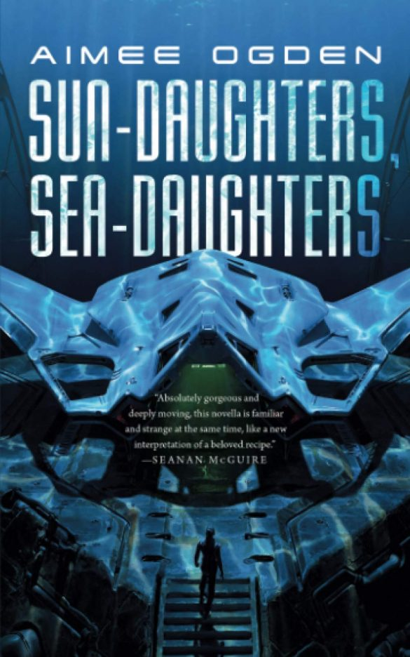 23rd - Sun-Daughters, Sea-Daughters by Aimee Ogden
