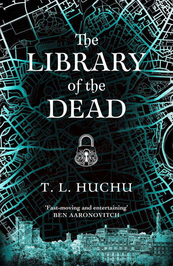 4th - The Library of the Dead by T.L. Huchu