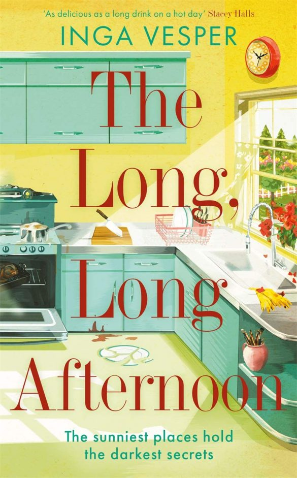 4th - The Long, Long Afternoon by Inga Vesper