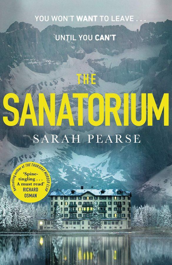 18th - The Sanatorium by Sarah Pearse