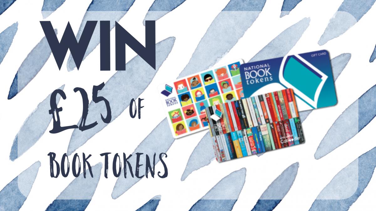Win a £25 National Book Token