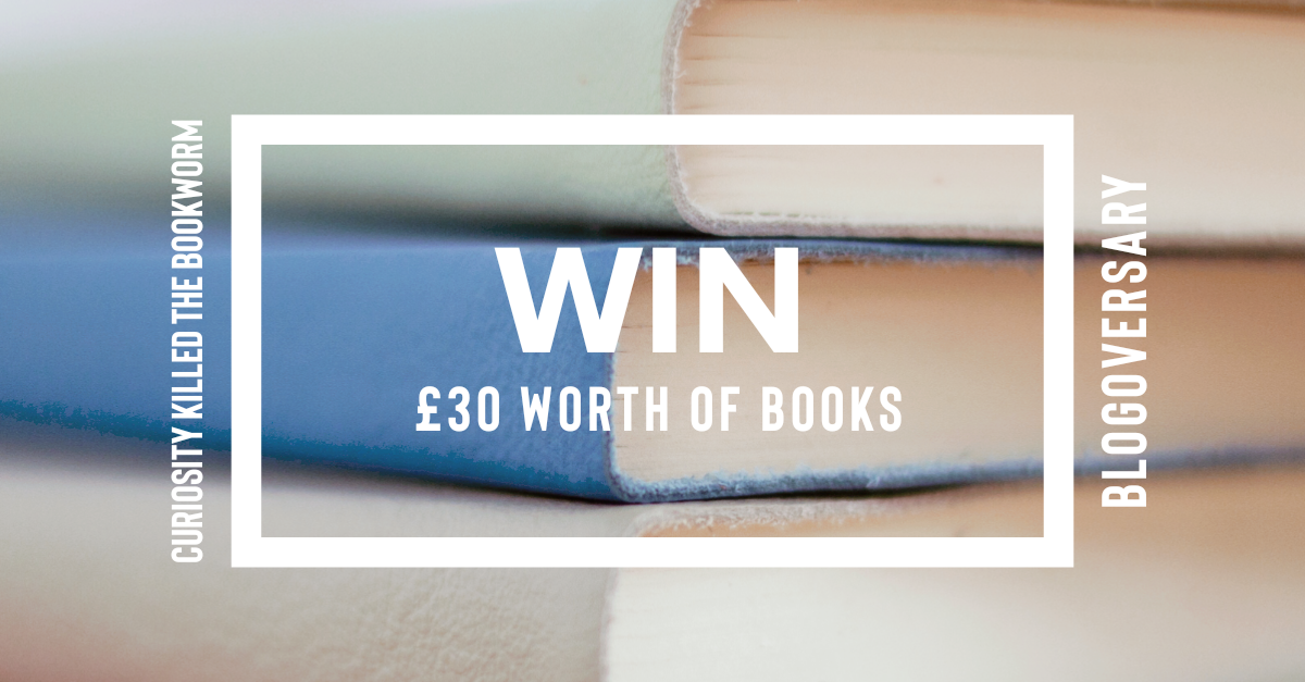 Win £30 of Books!